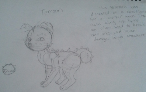 Terreon by AnimatronicClover