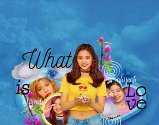 What is love by ah-yeah