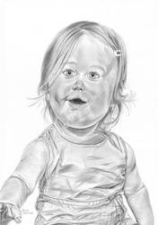 Saturdays Child by theshadedartist