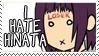 Anti Hinata Stamp by Tsuba-chama