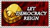 Democracy TPP - Stamp by Tsuba-chama
