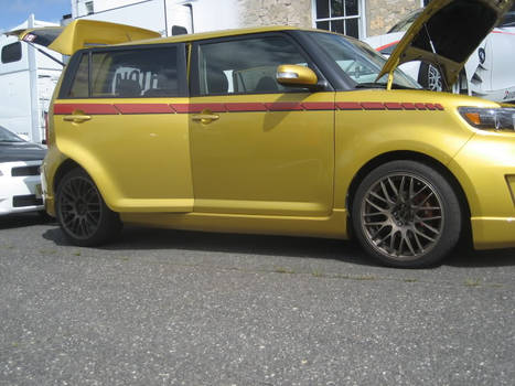 My xB (right side)