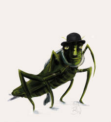 grasshopper by koboq
