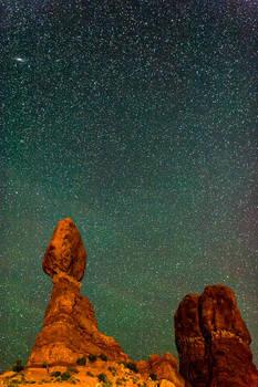Andromeda Rising