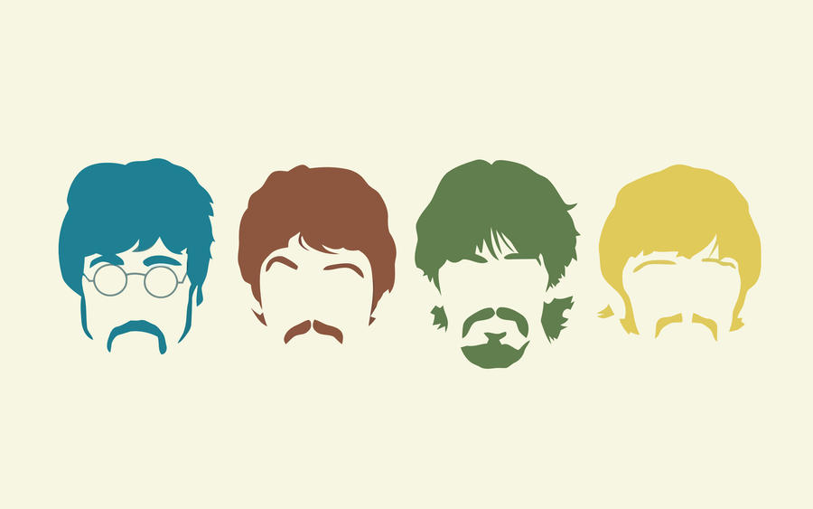 The Beatles by Boggiewu