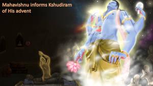 Mahavishnu reveals himself in a dream