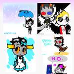 HS Tumblr dump
