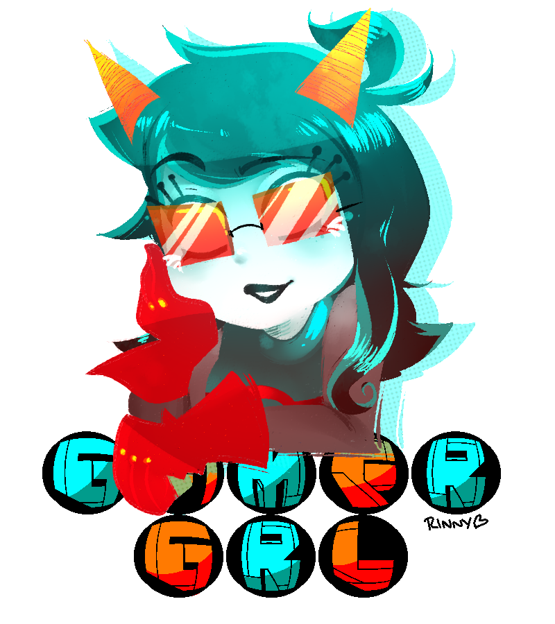 g4m3r grl by princelupin