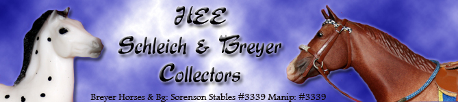 HEE Schleich and Breyer Collector - Banner ~2017~ by GabriellasFantasy