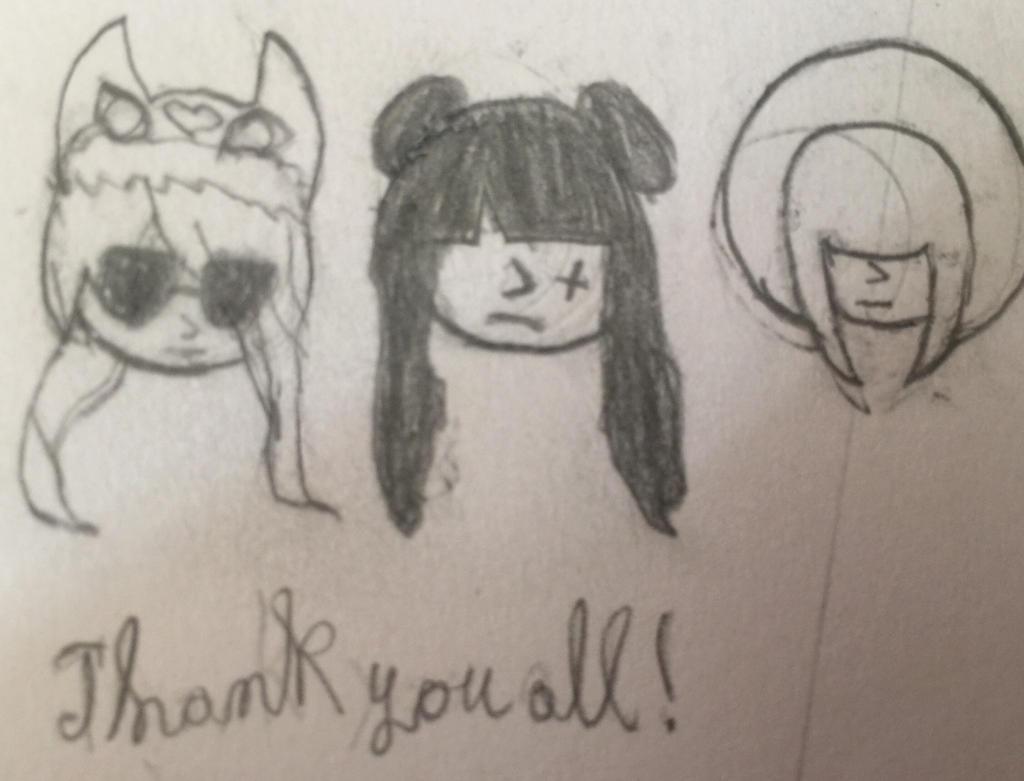 Thank you! by BuddytheRobot