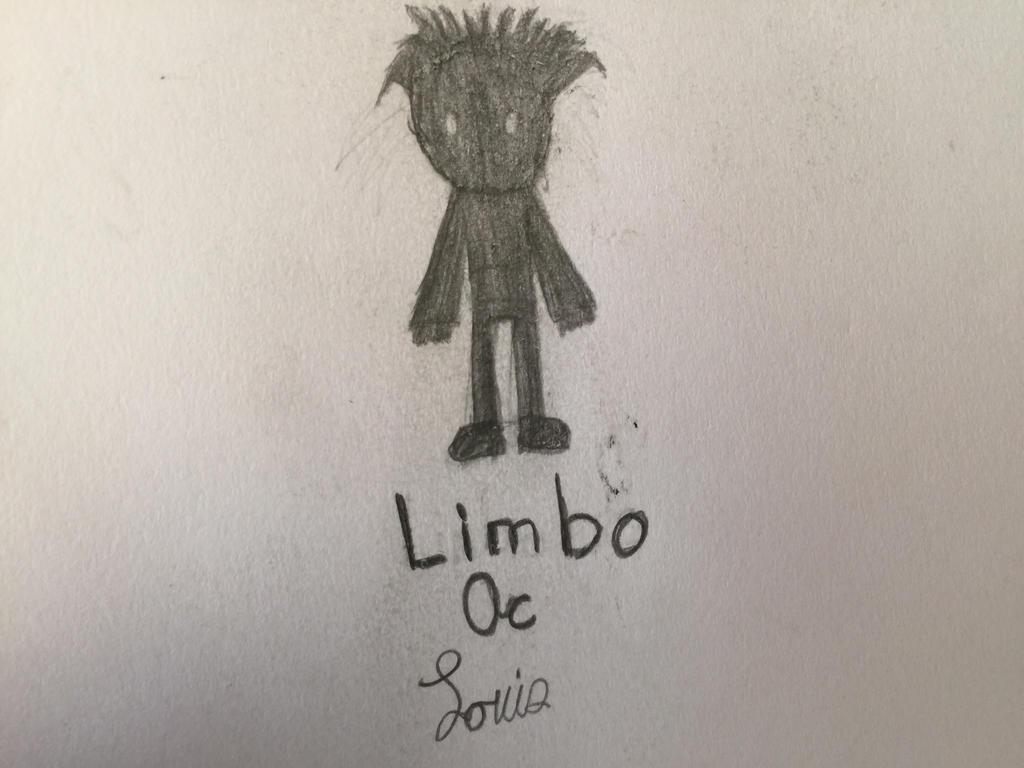 Limbo Oc- Louis by BuddytheRobot