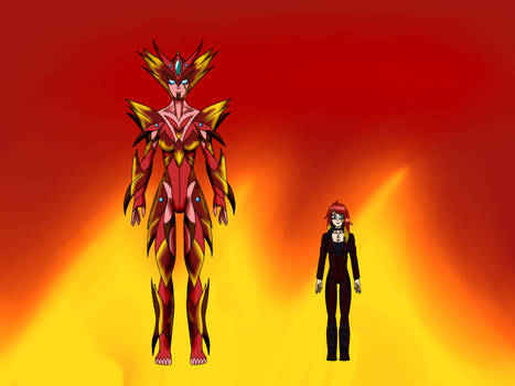 Zoalady Firefly Natsumi Kagami