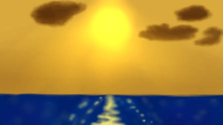 Warm Sun Rays