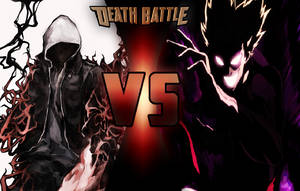 DB - Armored Will - Eijiro Kirishima vs Saw Paing by ShadowFrost1 on
