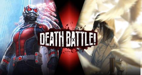 Eren vs Scott - Ant vs Titan by ShadowFrost1