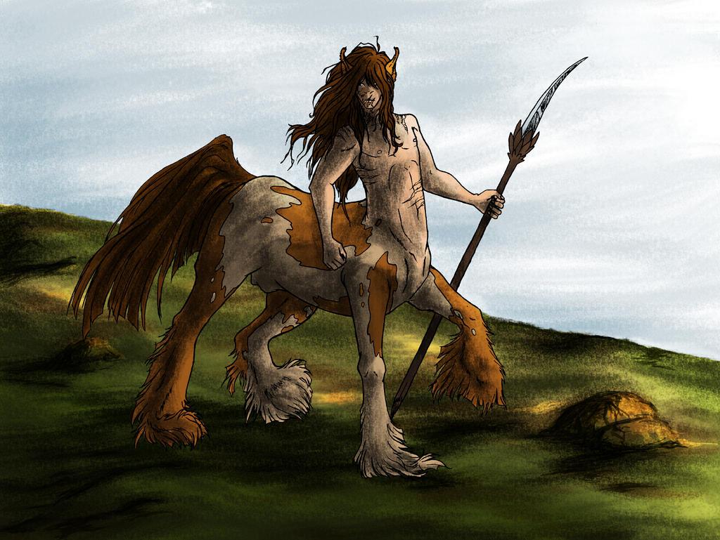 Adrian the Centaur by Conwant