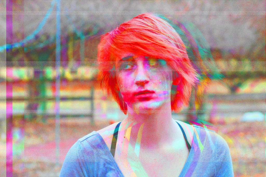 Self deterioration by StarryEyedDayDreamer