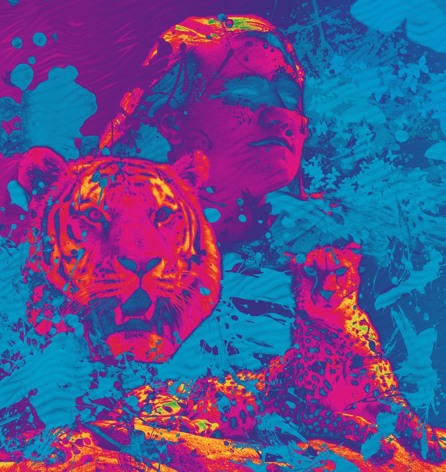 The Beasts Inside by StarryEyedDayDreamer