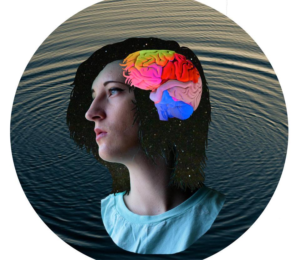 Space Brain by StarryEyedDayDreamer