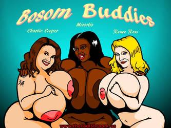 Bosom Buddies by rampant404