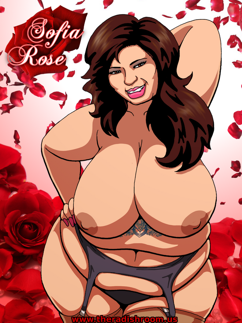 Fan Art - Sofia Rose (2018) by rampant404