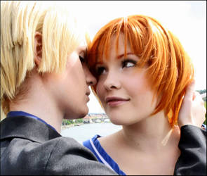 Sanji x Nami - WHat are you waiting for?