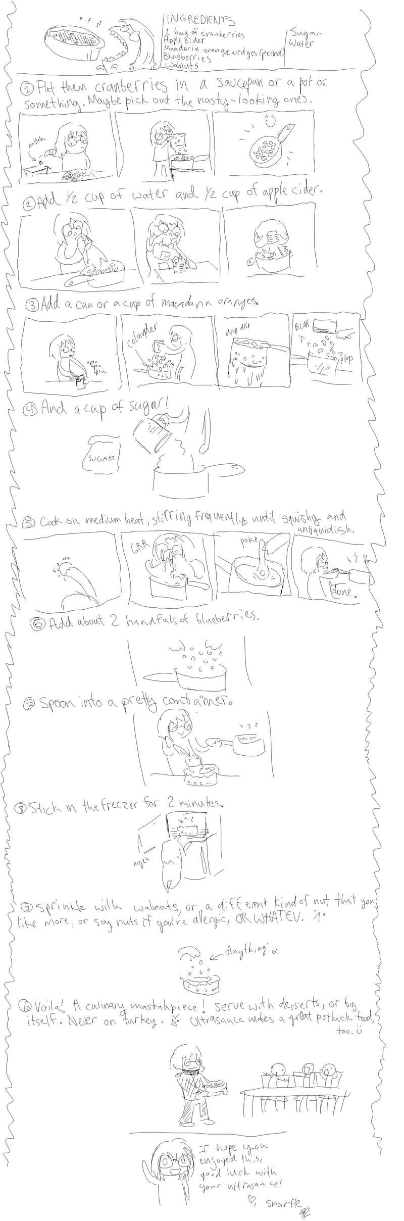 Ultrasauce recipe by snarfles