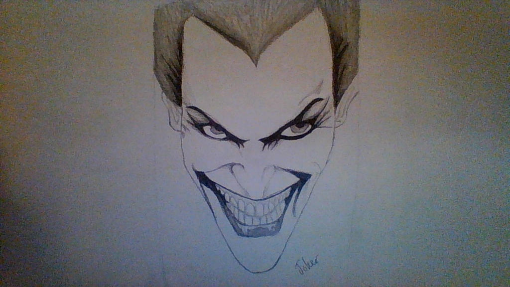Joker Scribble Drawing : Antiscribbles ji hee deviantart