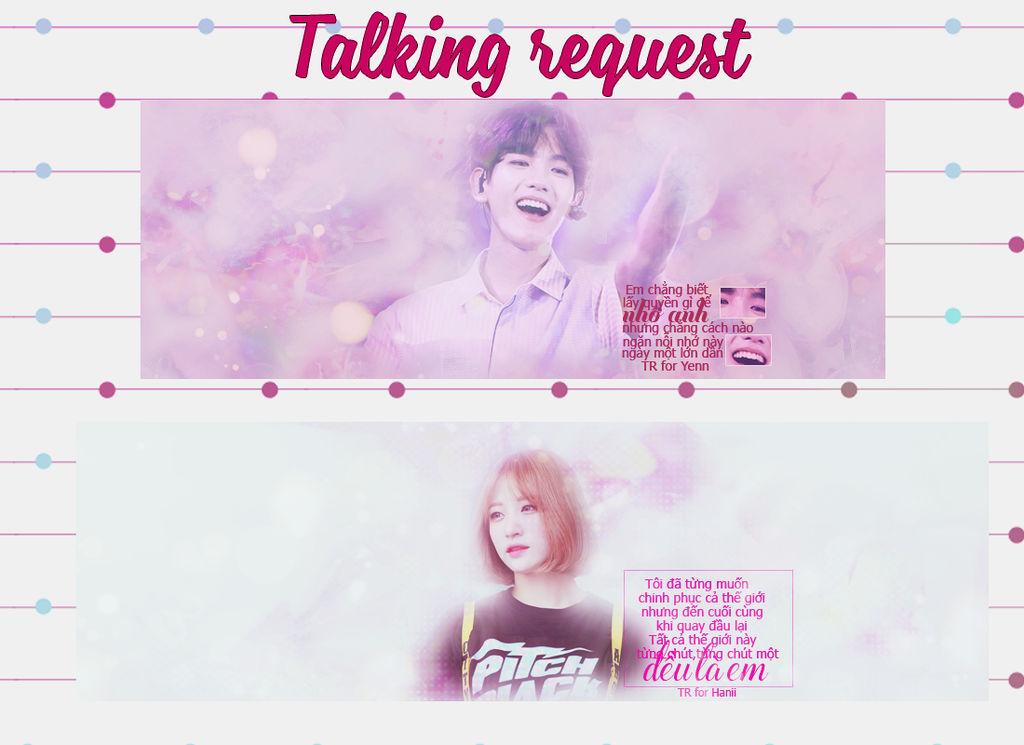 Talking Request 2