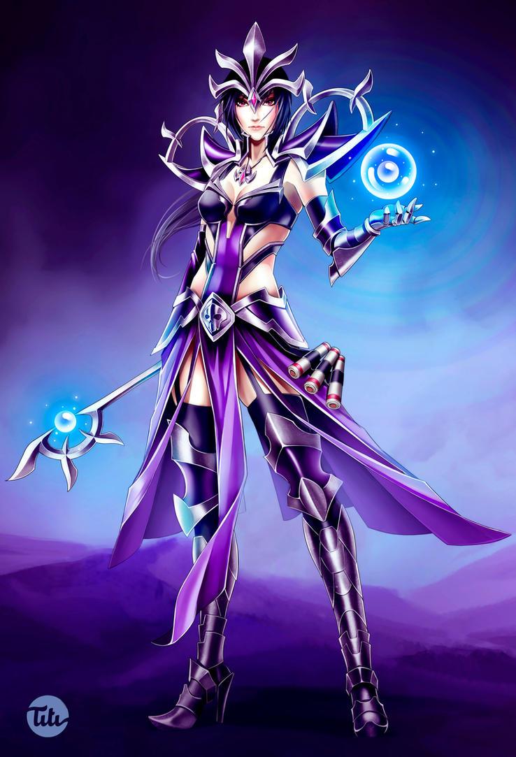 Wizzard Diablo 3 by titi-artwork
