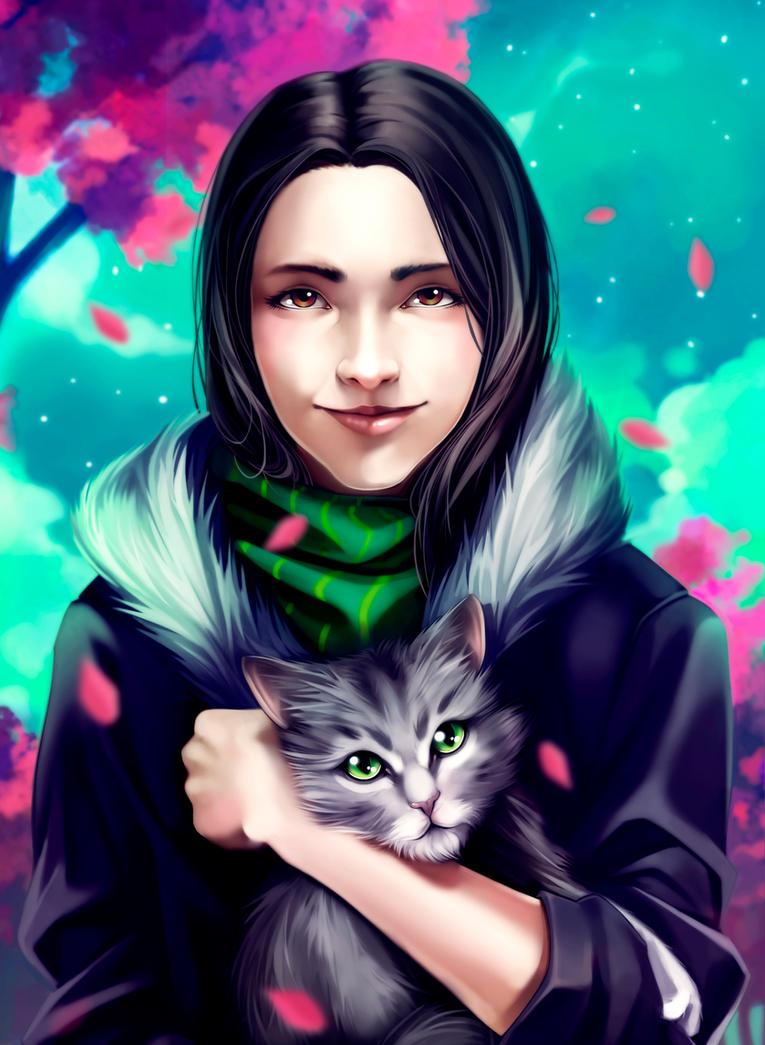 Paloma by titi-artwork