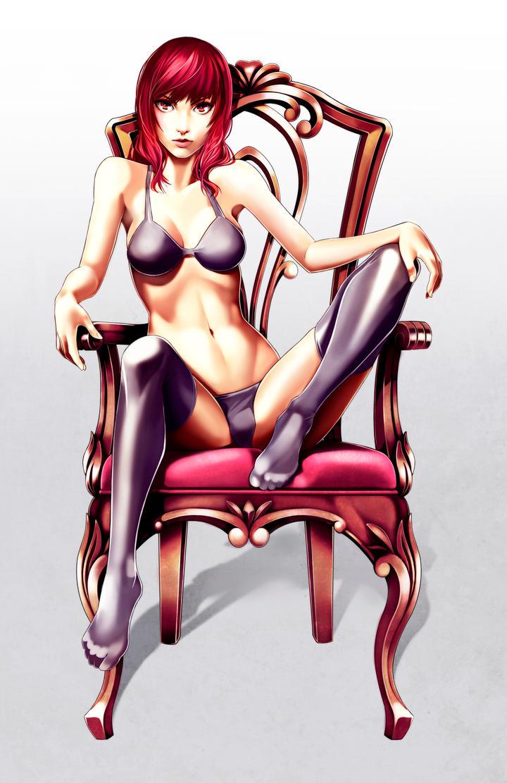 Chair by titi-artwork