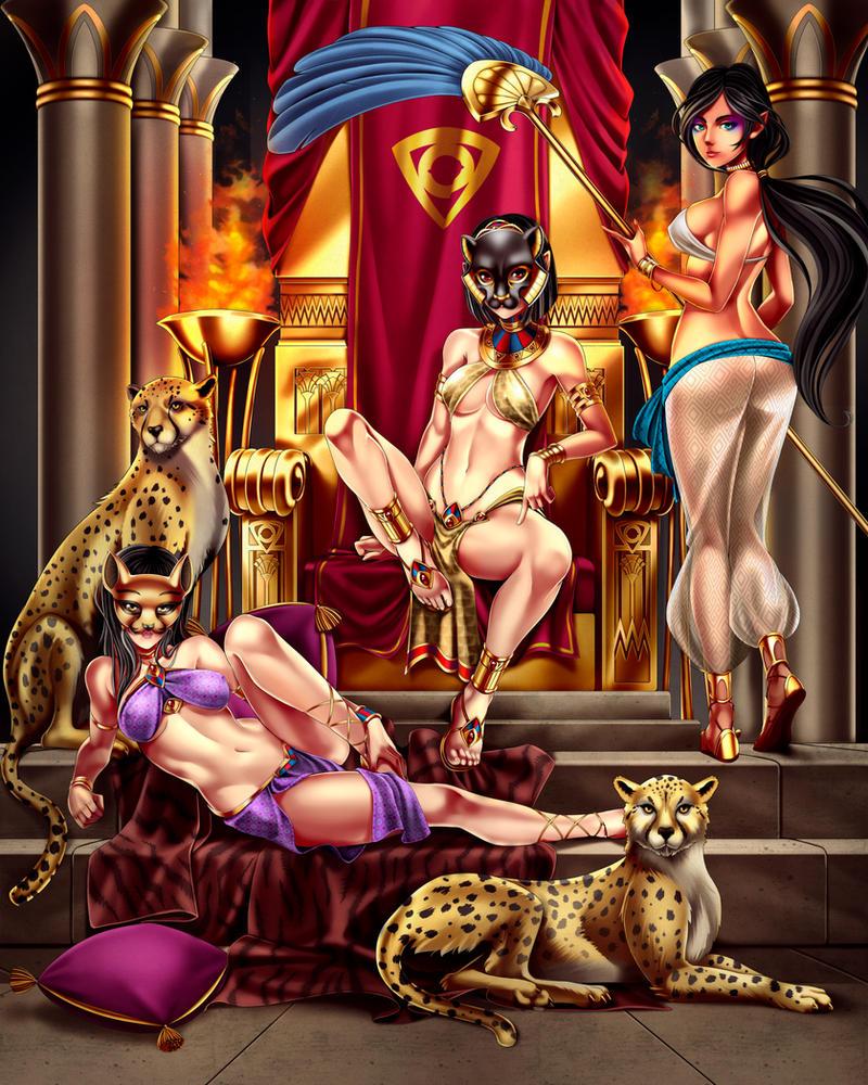 Egypth by titi-artwork