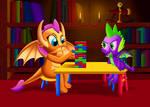 Dragon's Meeting
