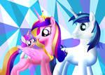 Princess Cadence Family by LeonKay