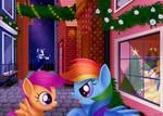 Pony's Christmas Special