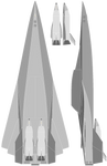 Orbital Hypersonic Bomber
