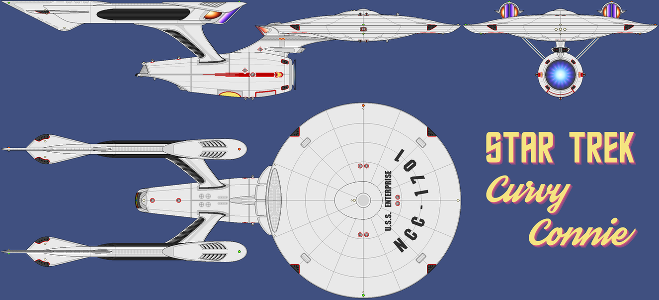 Star Trek 'curvy Connie' Wip6 by Danny420Dale