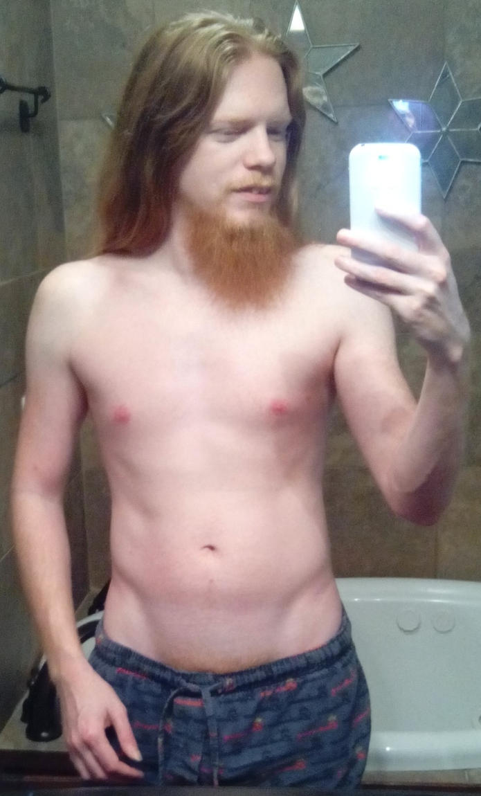shirtless viking 10-14-2014 by Danny420Dale