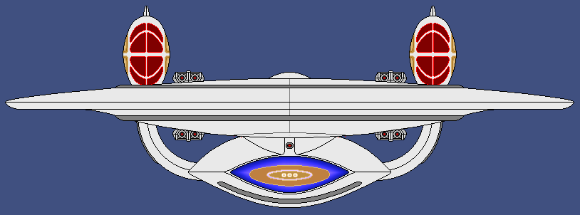 Star Trek 'Attack Cat' Catalina Wip Front by Danny420Dale