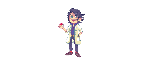 Professor Sycamore Pixel by heykino