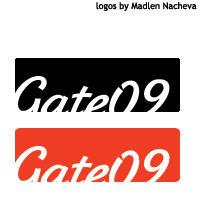 Gate09 logo by madlen by madlen