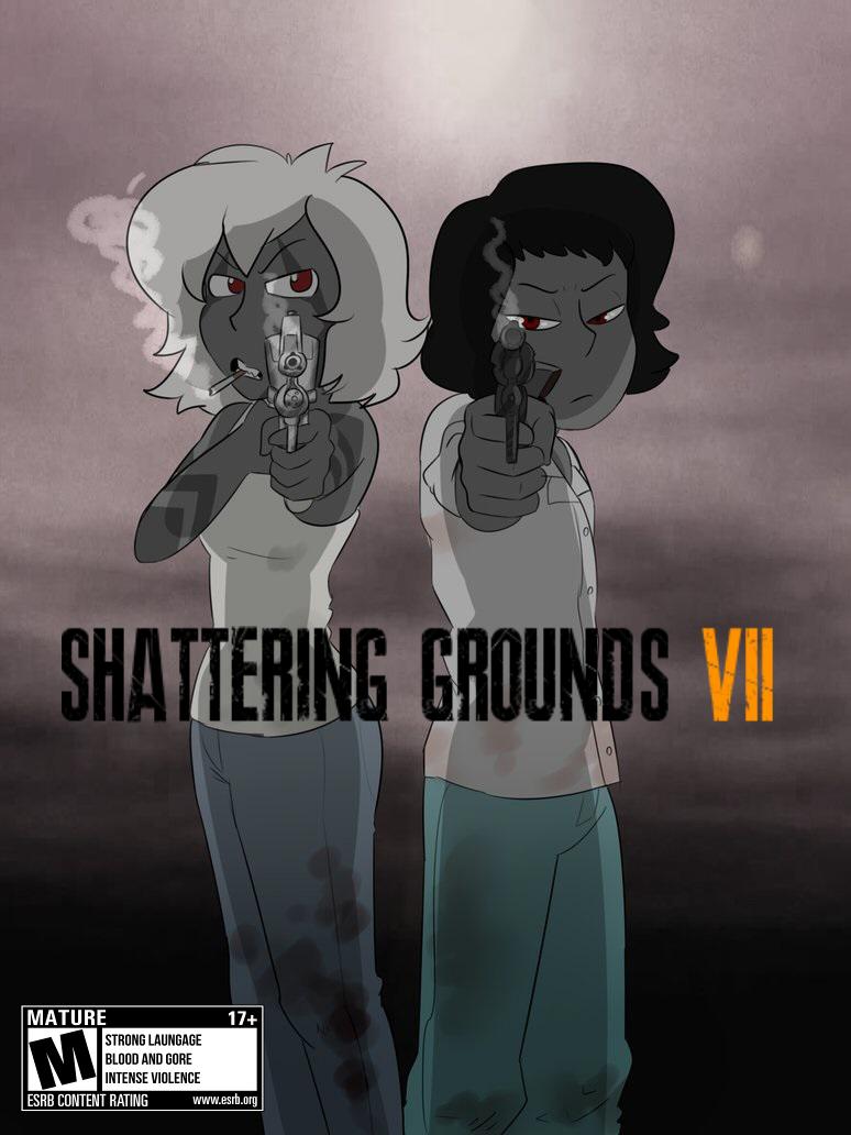 Shattering Grounds 7 Edit by GoldenSalvador