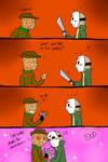 Freddy vs. Jason?
