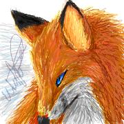 Fox Icon for Tegaki E by Joava