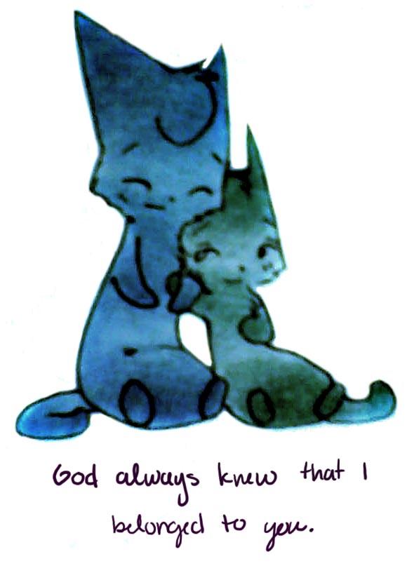 God Always Knew by Joava