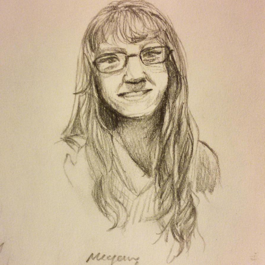 La Charmante Sketch by Joava