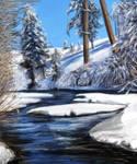 Snowy Speedpaint
