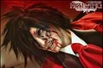 Hellsing: Alucard Close-Up by Maxieyi