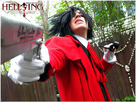 Hellsing: Alucard by Maxieyi